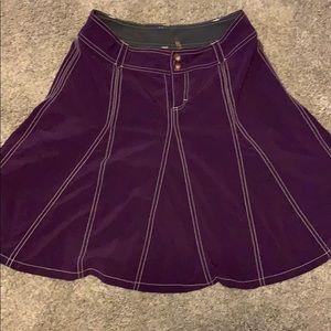 Athleta purple Whatever skort size 4